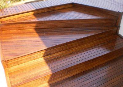 piso raspagem de tacos madeira