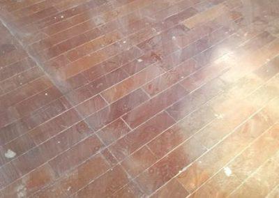 raspagem de tacos assoalhos e piso